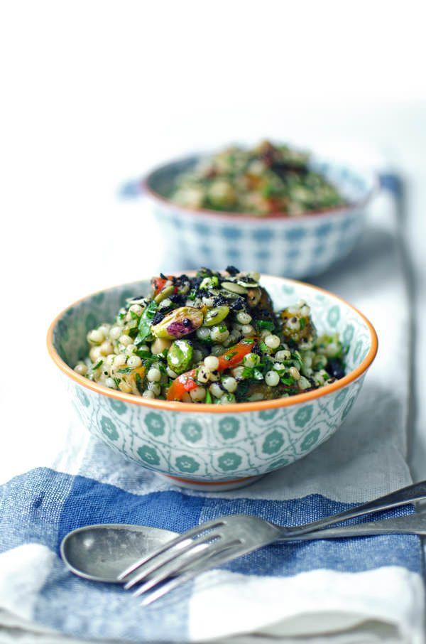 Israeli couscous | Healthy Recipes | Pinterest