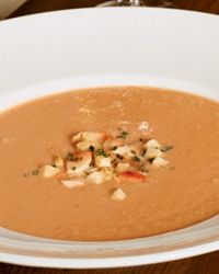 Smoked Salmon and Celery Root Bisque Recipe on Food & Wine - WWPP 9