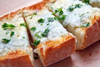 Gorgonzola Garlic Bread   Recipes/Food/Drinks   Pinterest