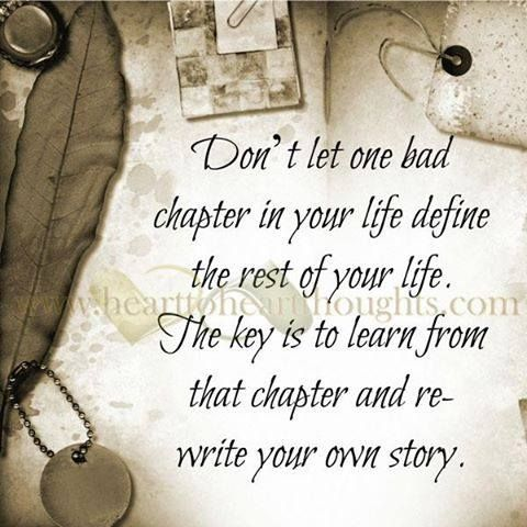 re write your own story inspirational quotes pinterest