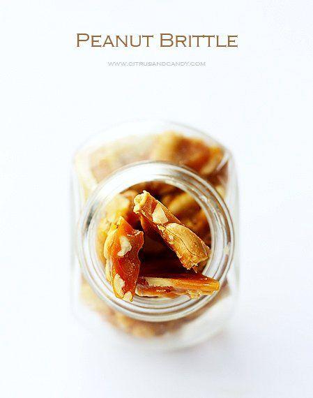 Honeycomb, Peanut Brittle, Caramel Chews Recipes