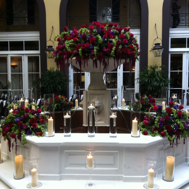 NOLA Flowers By Bee 39 S Wedding Events Hotel Mazarin In New Or