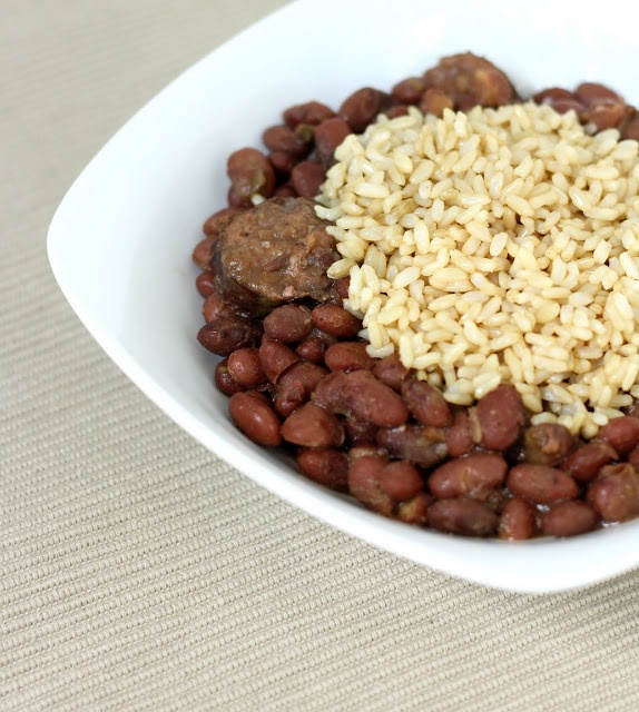 red beans and rice | main dishes | Pinterest