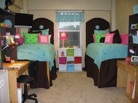 Best Simple Double Dorm Room University Dorm Ideas Pinterest 640 x 480
