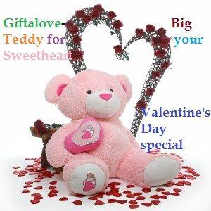 big valentines day bears amazon