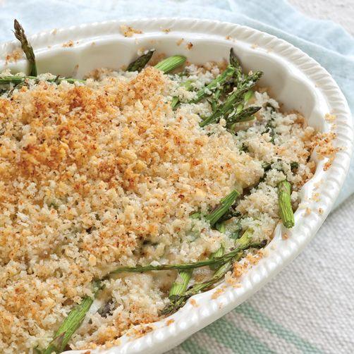 Asparagus Gratin | Favorite Recipes | Pinterest