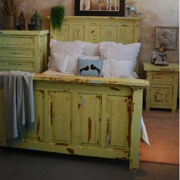 Bed Back Panel Designs : Timber Designs Back Country Panel Bed  Furnish with Flare  Pinterest