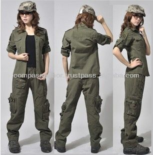 Military classic Clothing for women $70~$100