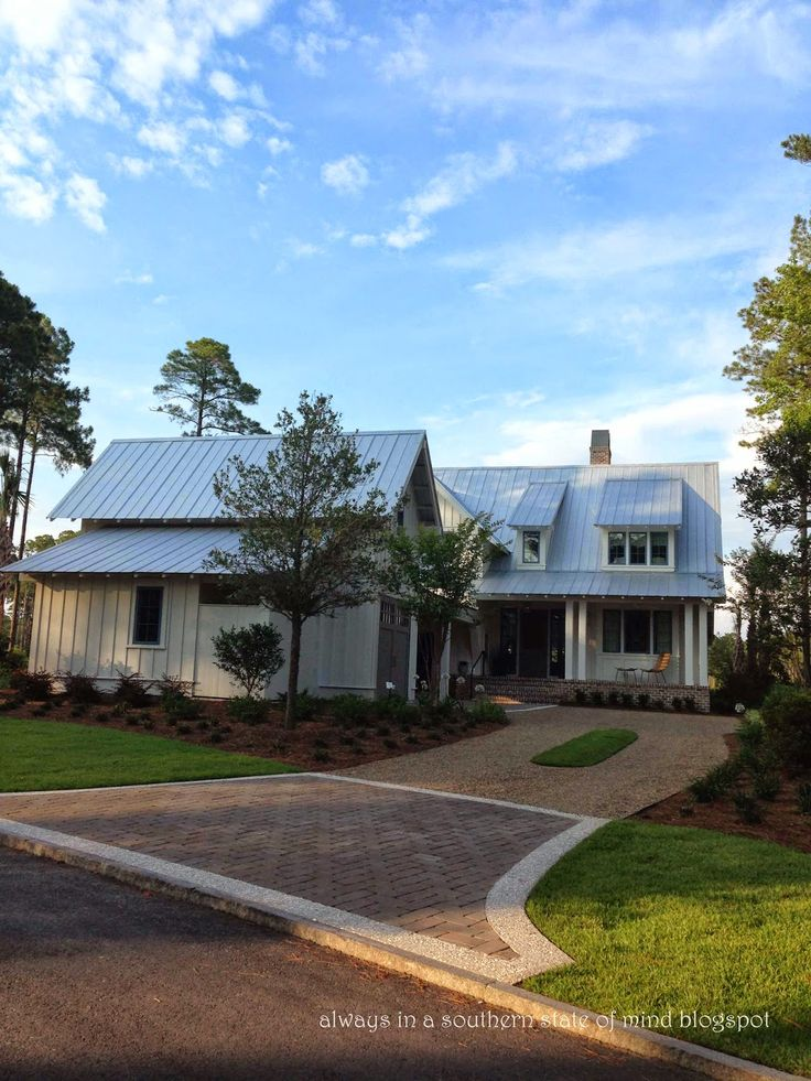 Southern Living Houses Always In A Southern State Of Mind Tour Of The