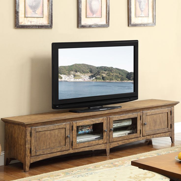 Legends Vineyard 84 Low Profile Traditional Style Tv