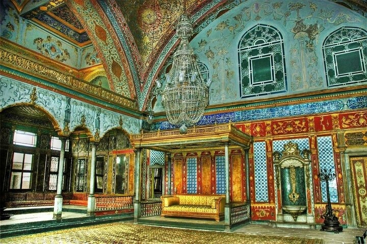 Topkapı Palace  istanbul  Pinterest