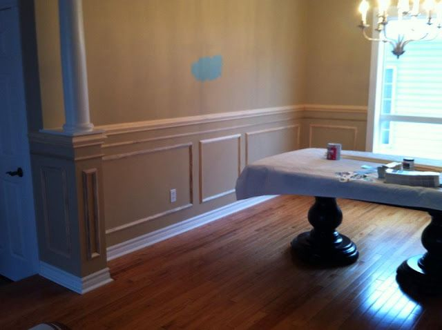 Pin by chris kauffman on just beachy aka my design build for Examples of wainscoting