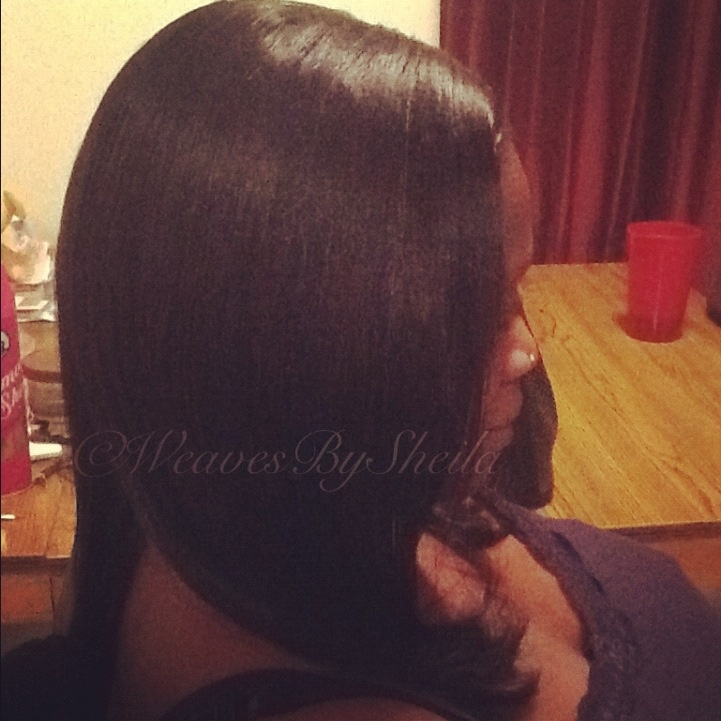Full Sew. In. Hair. Weave. Peruvian. | iSEWHAIR | Pinterest