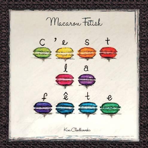 Macaron Fetish - online book