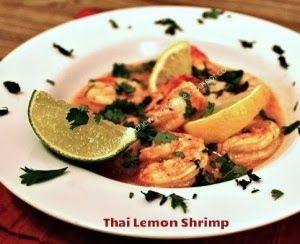 Thai Lemon Shrimp | Weekend Bites (formal known as Foodie Friday) Rec ...