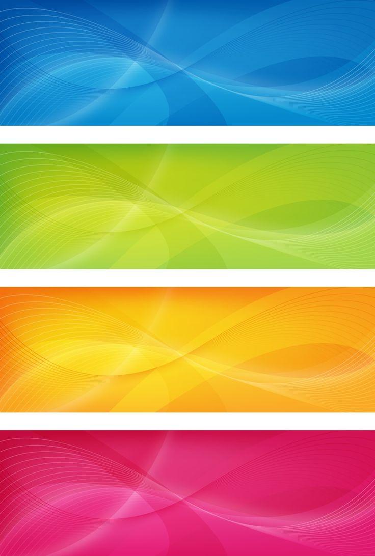 Color Banners Banner Vector Banner Banner Design