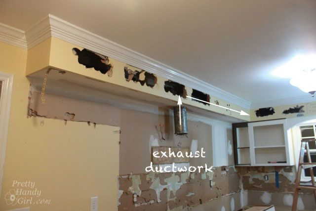 HOW TO REMOVE SOFFITS KITCHENS IDEAS