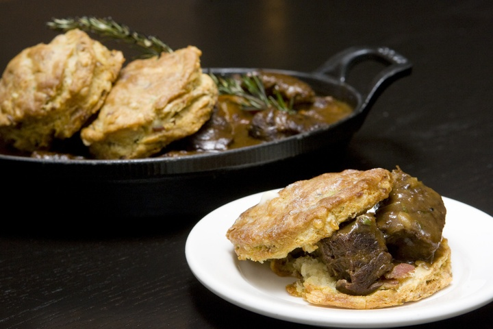 Dark Beer Braised Short Rib Stew with Winter Root Vegetables Hold the ...