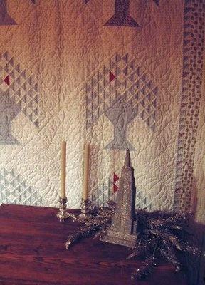 Civil War Quilts - blogspot.com