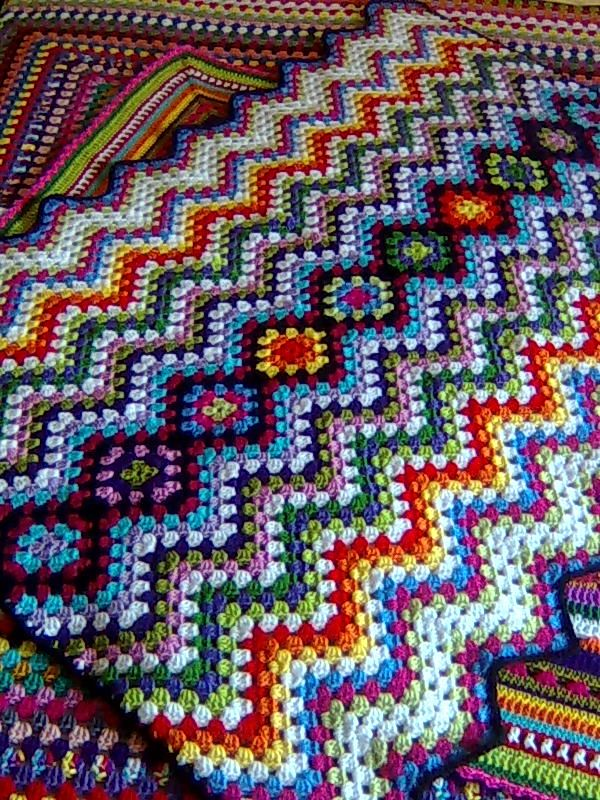 Crocheting Zig Zag Stitch : zigzag crochet DIY Pinterest