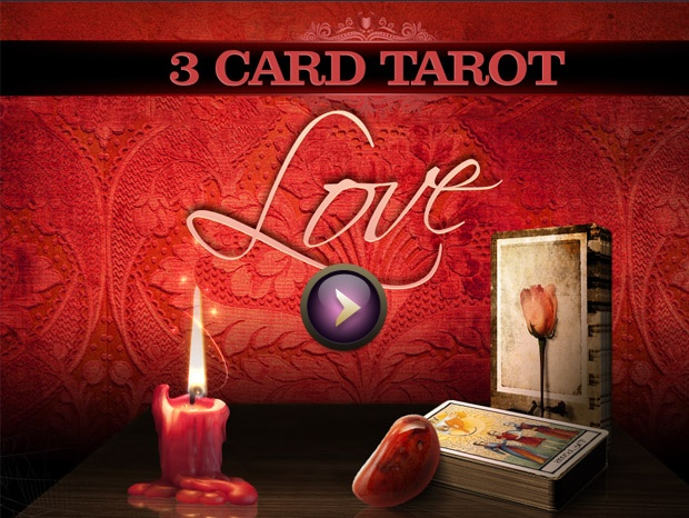 3 card love tarot free