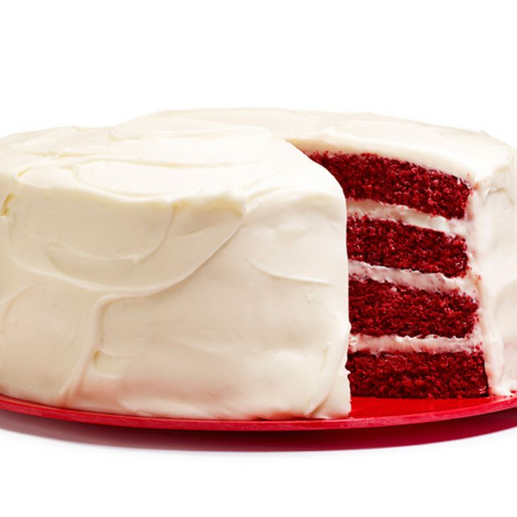 Red Velvet Layer Cake | Cakes & Frosting | Pinterest