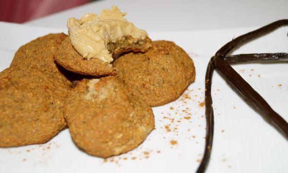 Vanilla Bean Cookies- Gastrawnoica | Sweets | Pinterest