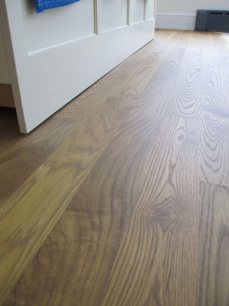 Smoked Oak Rubio Monocoat Eco Floor Pinterest