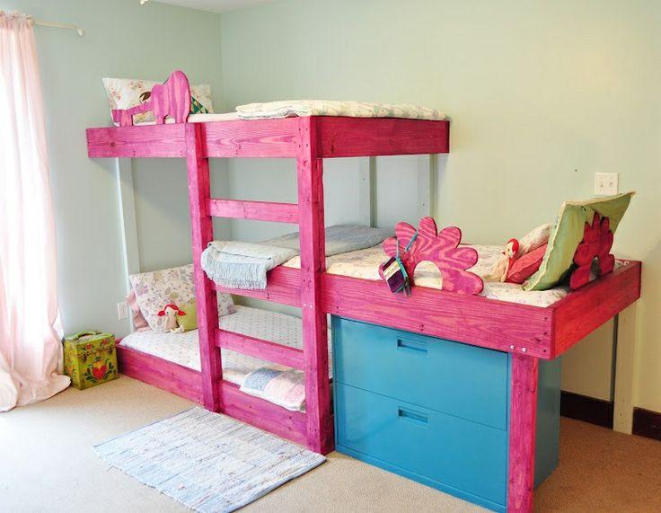 Dollhouse Bunk Bed Plans ; Castle Bunk Bed Plans ; Shuttle, Train ...