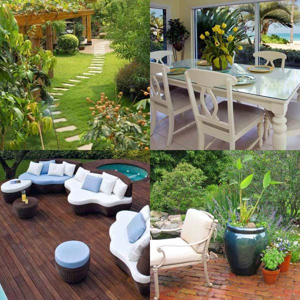 Decorating A Patio Delectable With Pinterest Patio Decorating Ideas Image