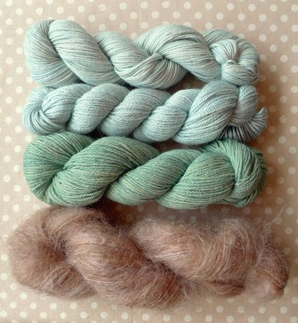 Types Of Wool - Lots Of Choices - Crafting with wool - fun