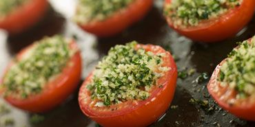 Tomatoes Provencal | Yummy! | Pinterest