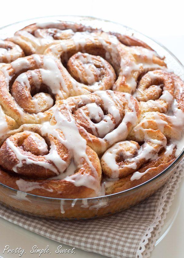 Cinnamon Rolls   Tastyness   Pinterest