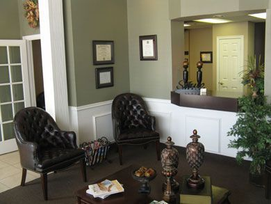 Pin by cauleen stradling on medical office pinterest for Medical office paint colors
