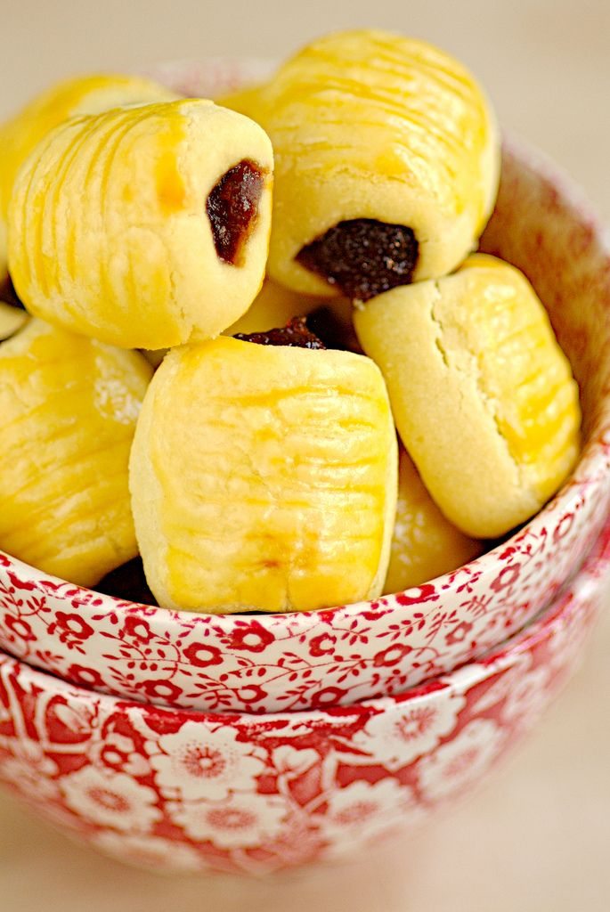 Pineapple Tarts Recipe — Dishmaps