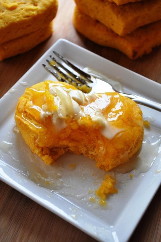 Paleo sweet potato biscuits | Paleo | Pinterest