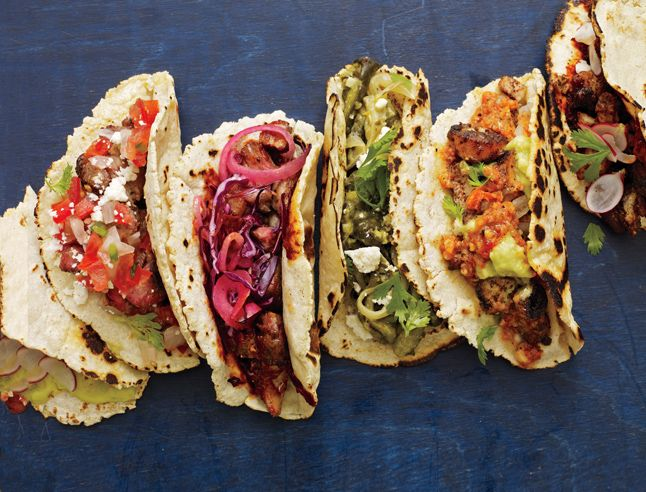 Colorful Taco Party