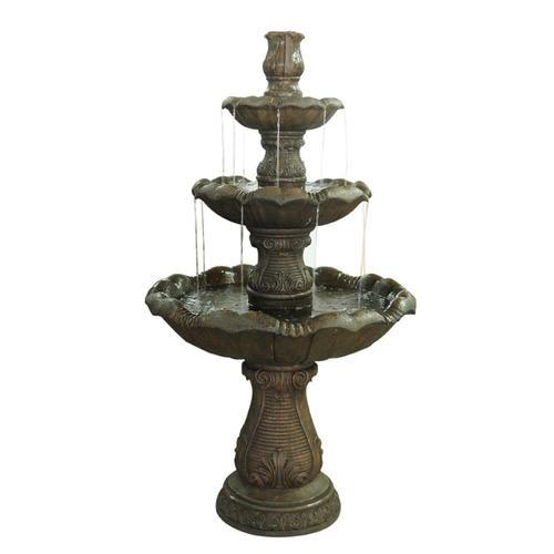Outdoor Fountains At Menards Example Pixelmari Com