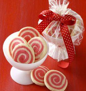 Peppermint Pinwheels | Done & Eaten | Pinterest