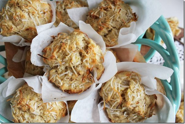 Coconut Lemon Muffins Adapted from Smitten Kitchen's Double Coconut ...