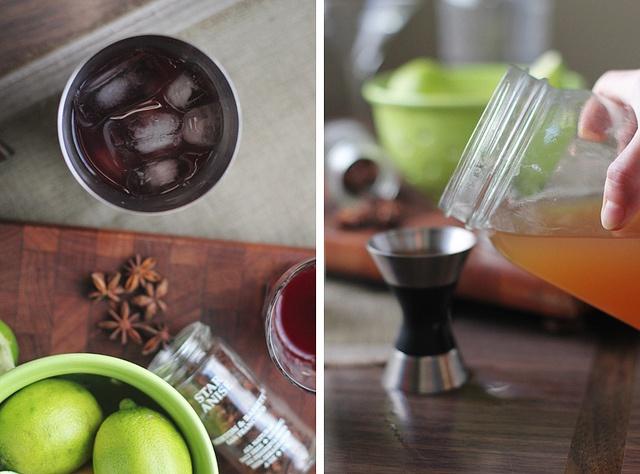 DIY Ginger Liqueur | Drinks | Pinterest