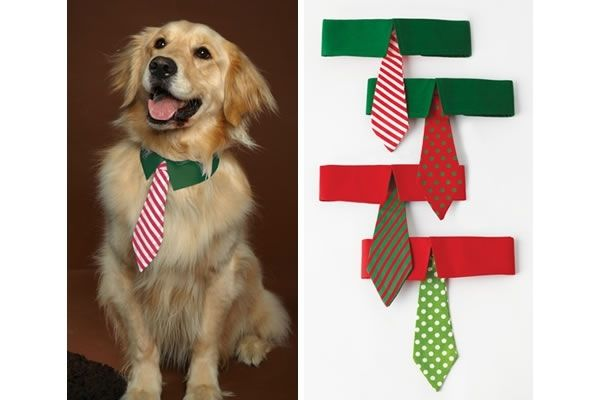 Holiday Hound - Dog Tie