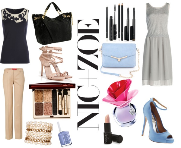 Upper East Side by elastarr liked on Polyvore