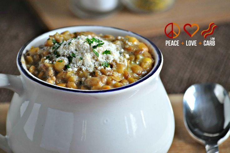 Lentil and Italian Sausage Soup | Low Carb Recipes | Pinterest