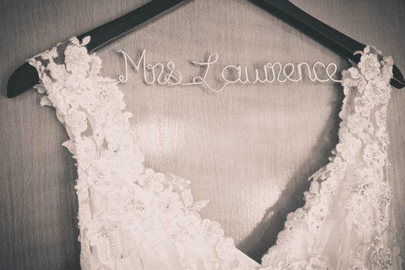 Pinterest for Wedding dress hanger name