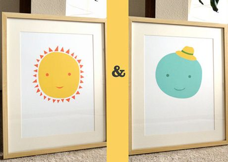 Prints For Kids Rooms : 12 Stylish Prints for Kids Rooms