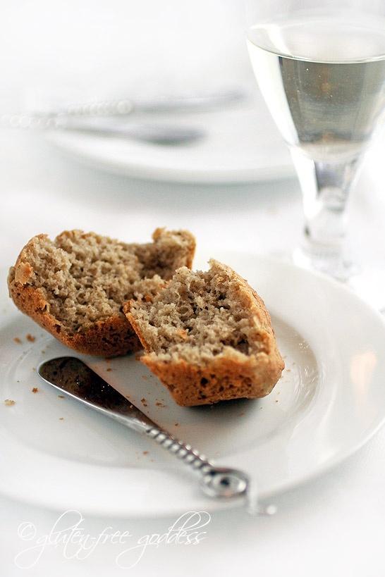 Karina's gluten-free dinner rolls. | V | Pinterest