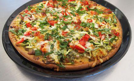 Gardener's Pizza Recipe — Dishmaps