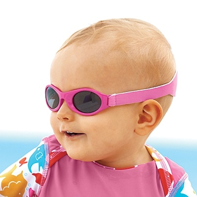 We Wish These 9 Baby Sunglasses Came in Our Size. The sun's out, so bring out the shade. By Dana Baardsen. Apr 18, TIJN. The sun's out, and so is your baby. Shield their eyes from harmful UV rays with these nine pairs of stylish baby sunglasses. View Gallery 10 Photos 1 of