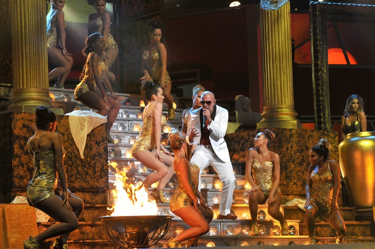 Pitbull performs onstage at the XIII Annual Latin GRAMMY Awards